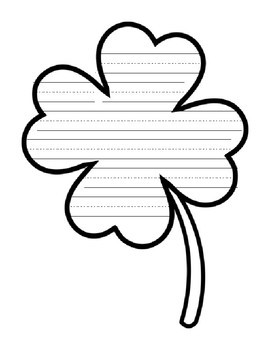 Writing And Drawing Template For Kindergarten