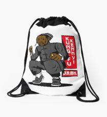 210x230 Wu Tang Drawing Drawstring Bags Redbubble