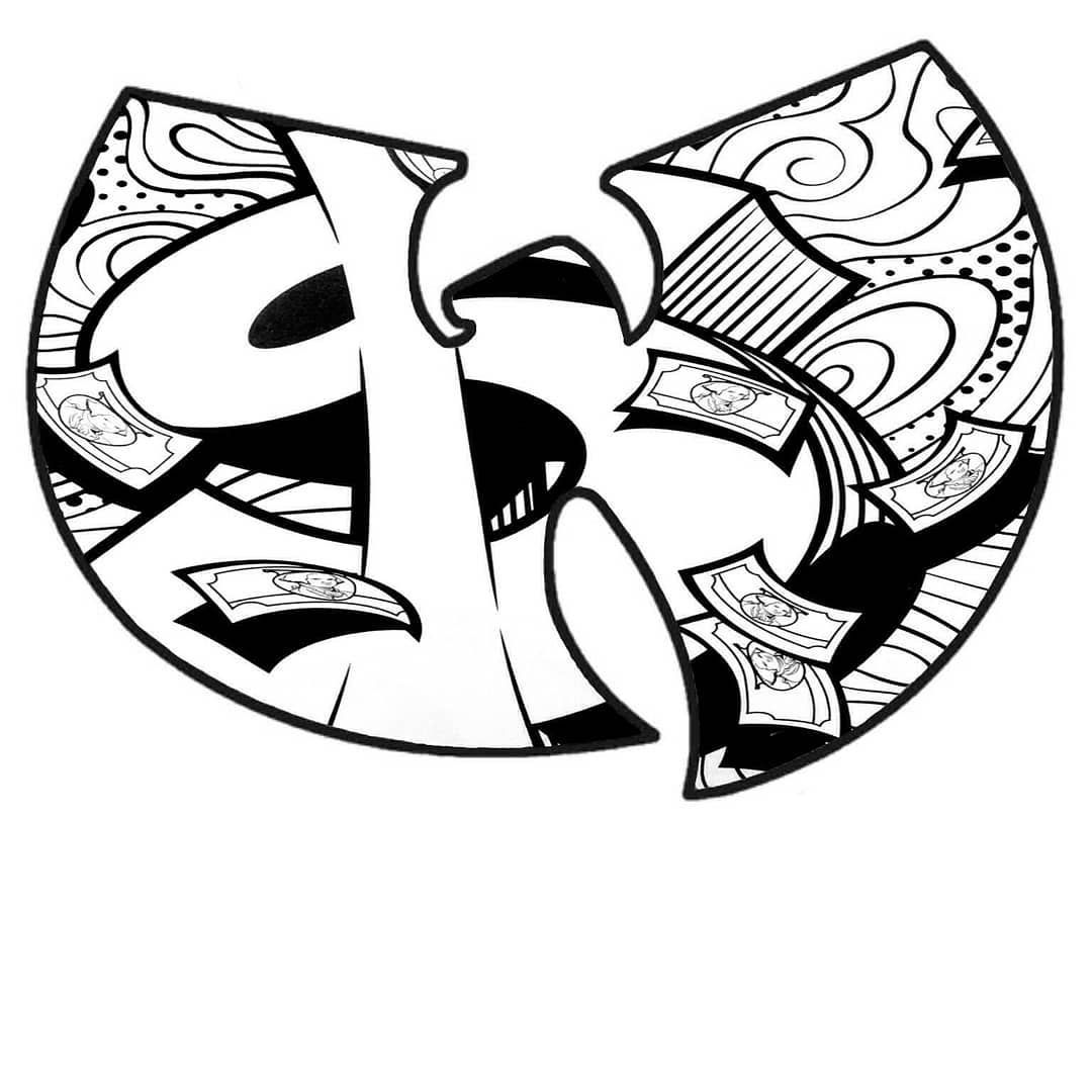 1080x1080 Wu Tang Killa Bees, For Celtek Art Matt French Art