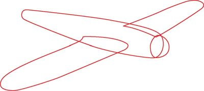 Ww2 Airplane Drawing