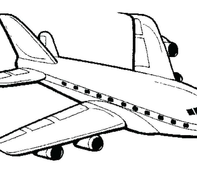 678x600 airplane coloring pages airplane world war airplane coloring