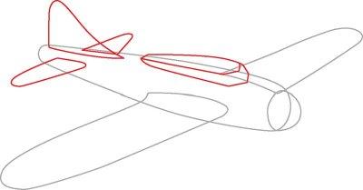 Ww2 Plane Drawing