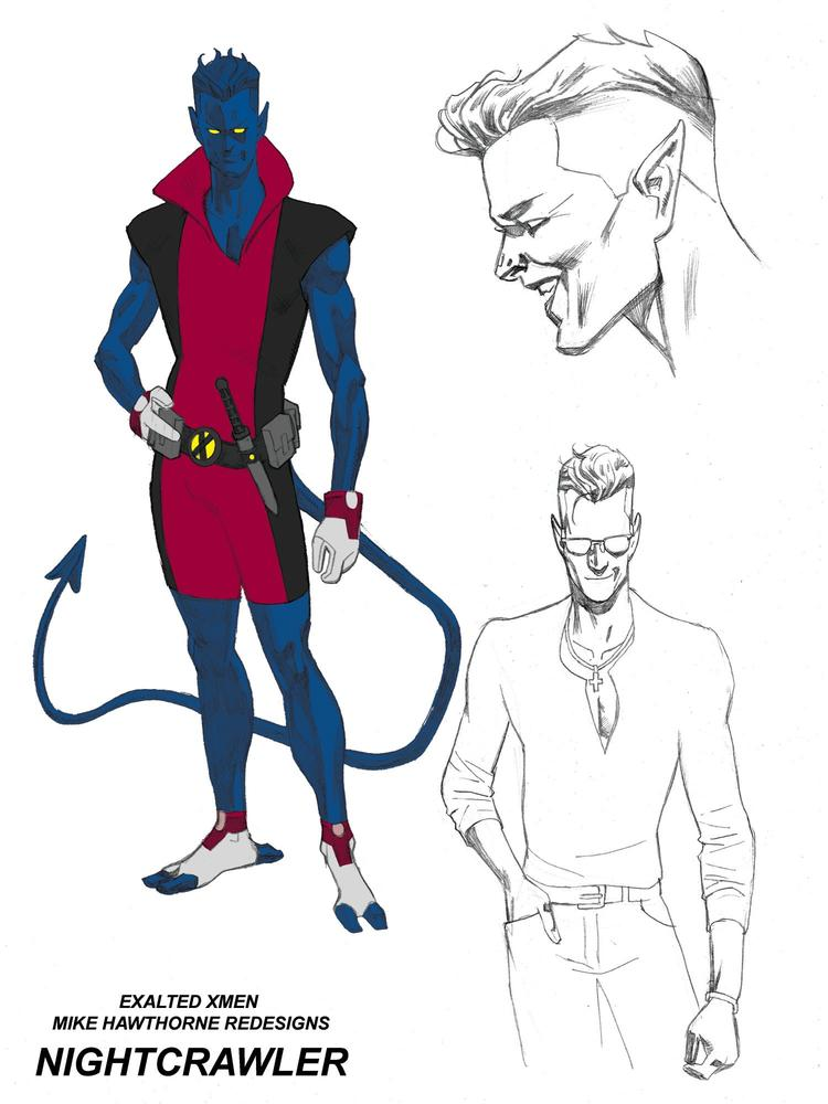 750x1000 Age Of X Man The Marvelous X Men' The Creators On Designing