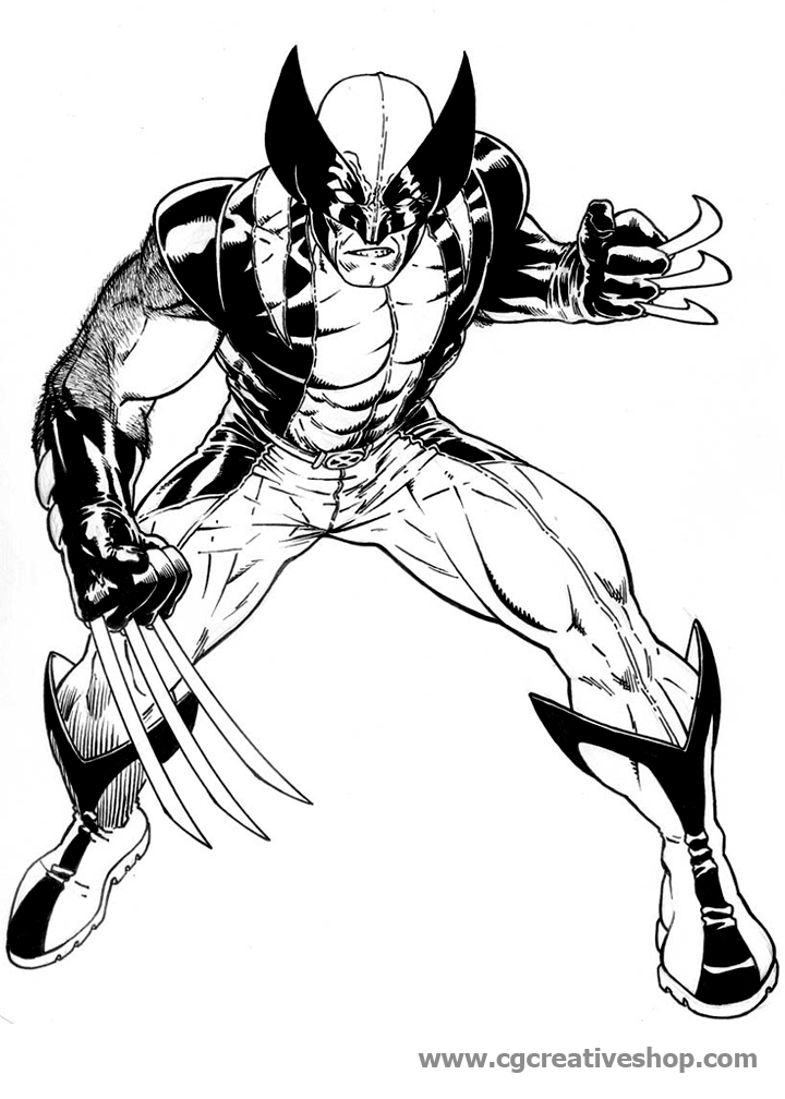 720x1008 Wolverine