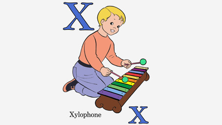 454x255 Top Free Printable Letter X Coloring Pages Online