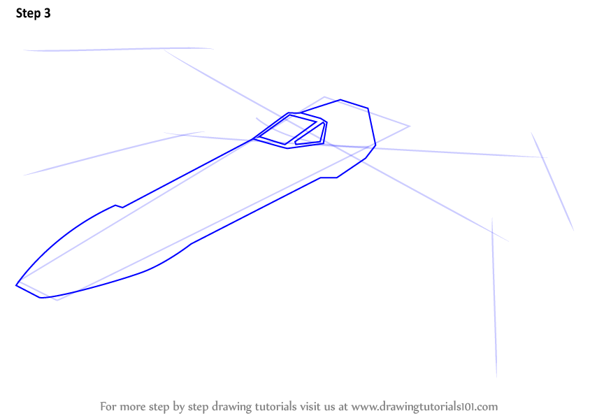 844x598 Learn How To Draw X Wing Fighter From Star Wars