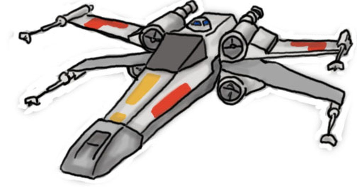 1200x630 The X Wing Is One Of The Star Wars Universe's Most Popular