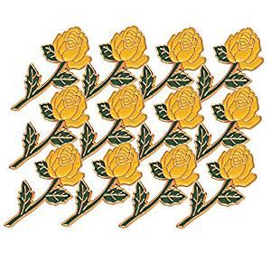 Yellow Rose Drawing