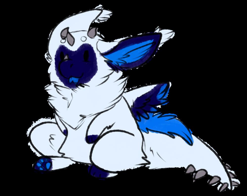1000x794 Yeti Cute Chibi