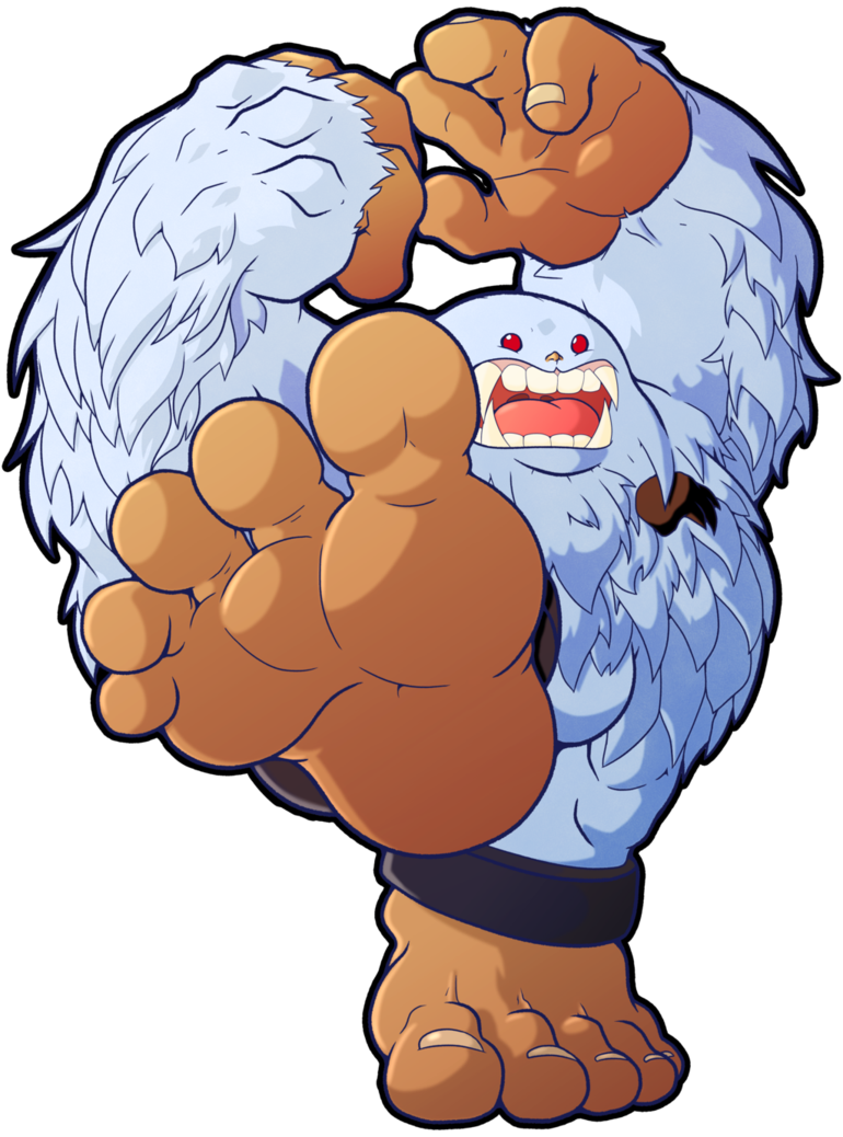 770x1038 Collection Of Free Sasquatch Drawing Yeti Download On Ui Ex