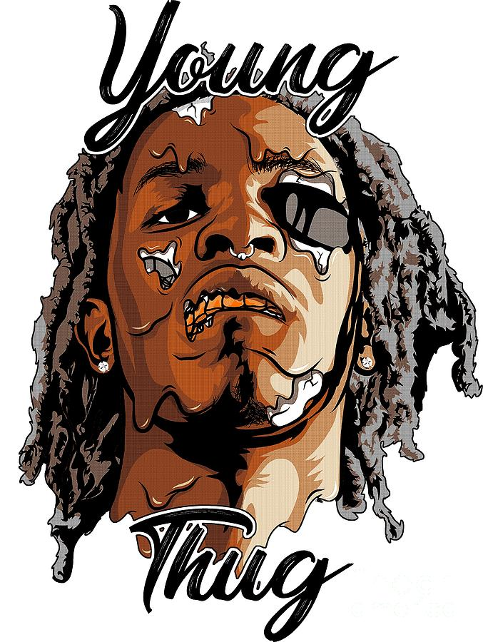 Young Thug Drawing Free Download Best Young Thug Drawing