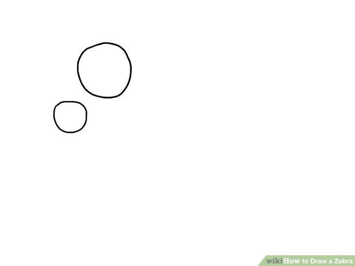 728x546 How To Draw A Zebra