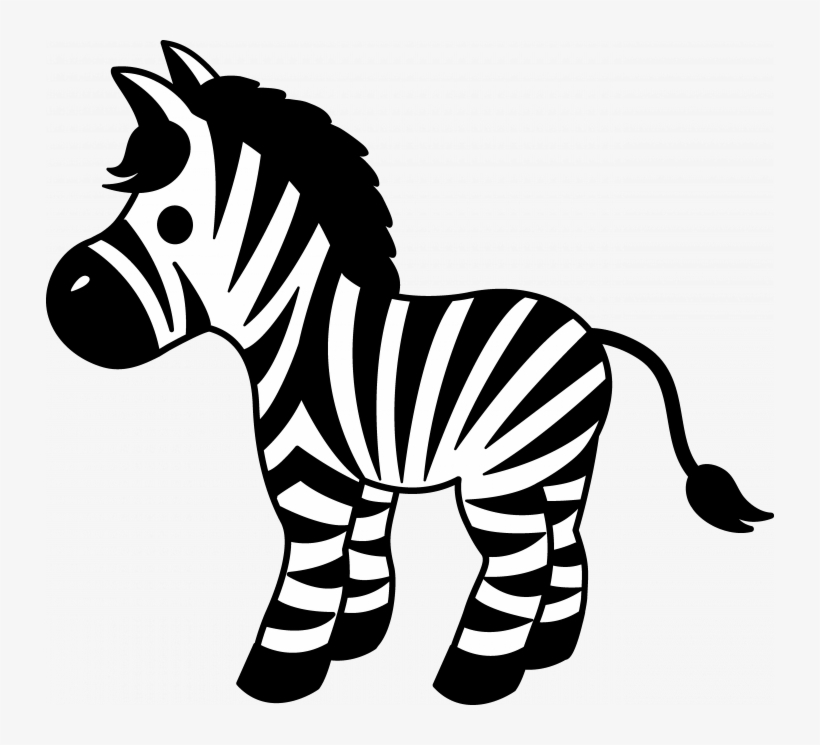 820x745 Medium Size Of How To Draw Animal Print On Paper Zebra