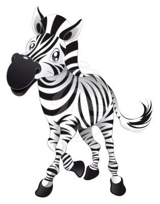 315x400 Zebra Clipart Zebra Drawing