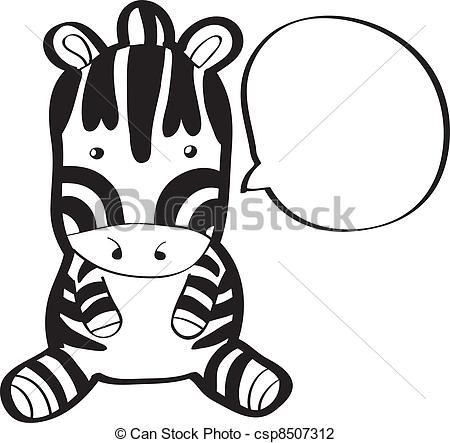 450x443 Zebra Clipart Zebra Drawing
