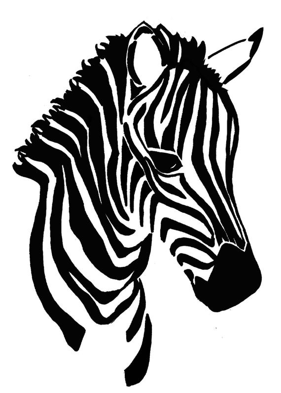 570x798 zebra print zebra nursery zebra gift jungle nursery art etsy
