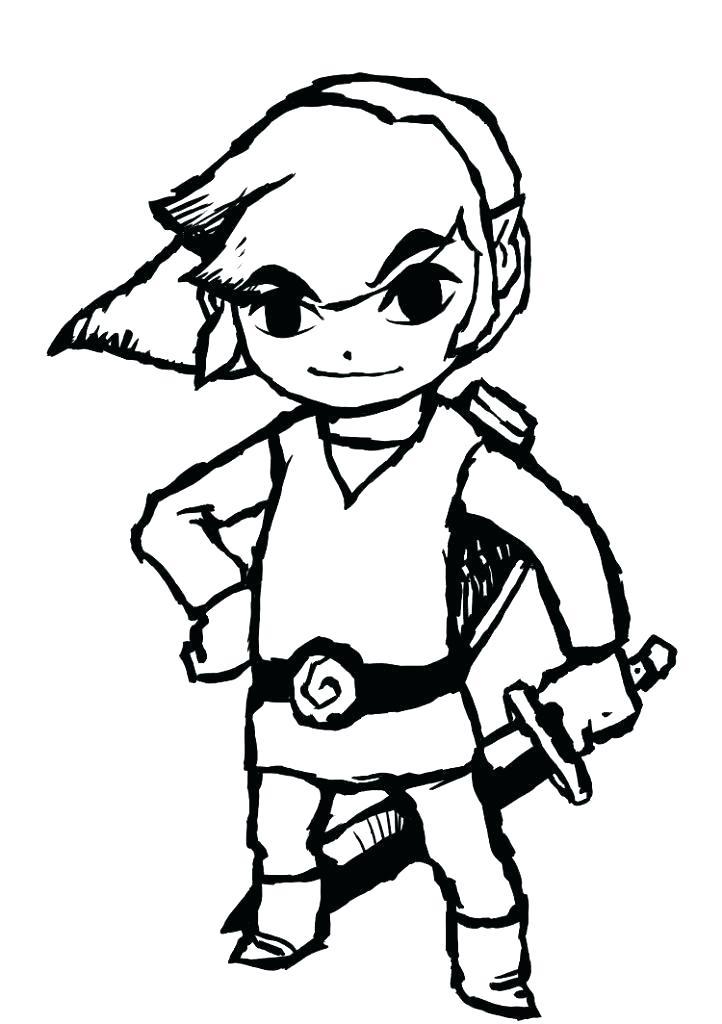 Zelda Drawing Free Download Best Zelda Drawing On