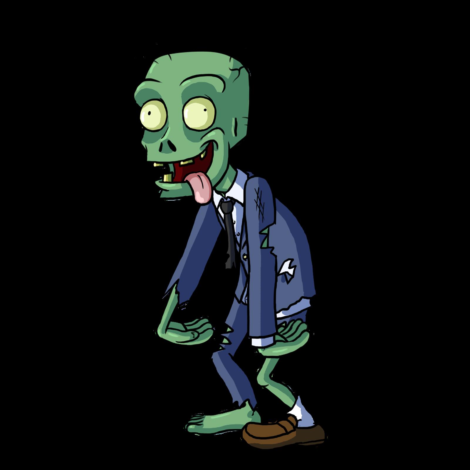 1600x1600 Cartoon Transparent Zombie Huge Freebie! Download