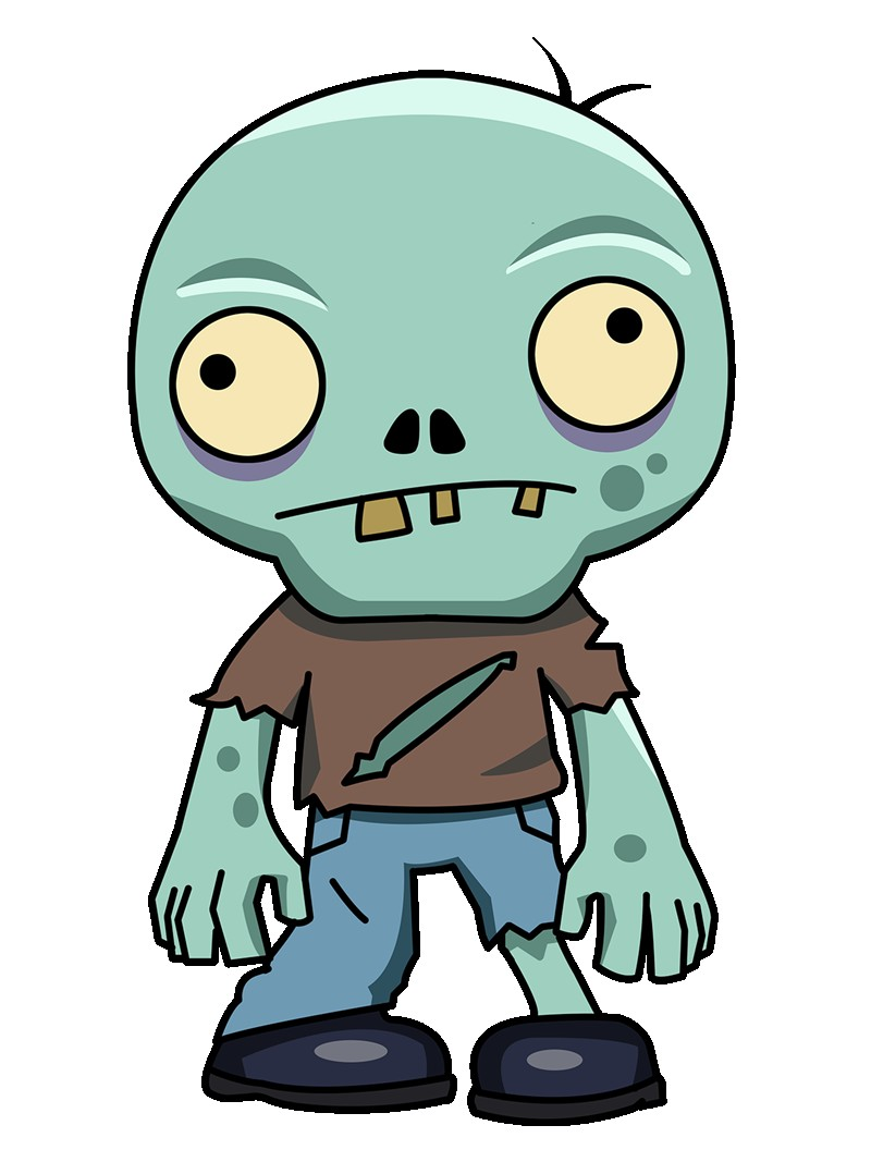 800x1067 Zombie, Cartoon, Drawing, Transparent Png Image Clipart Free