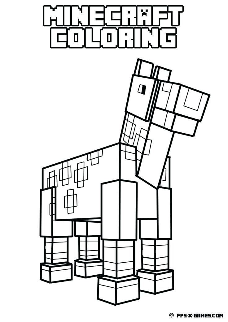 736x1041 Minecraft Coloring Games Coloring Cat Drawing Coloring Pages