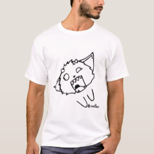 307x307 Zombie Kitty T Shirts Shirt Designs
