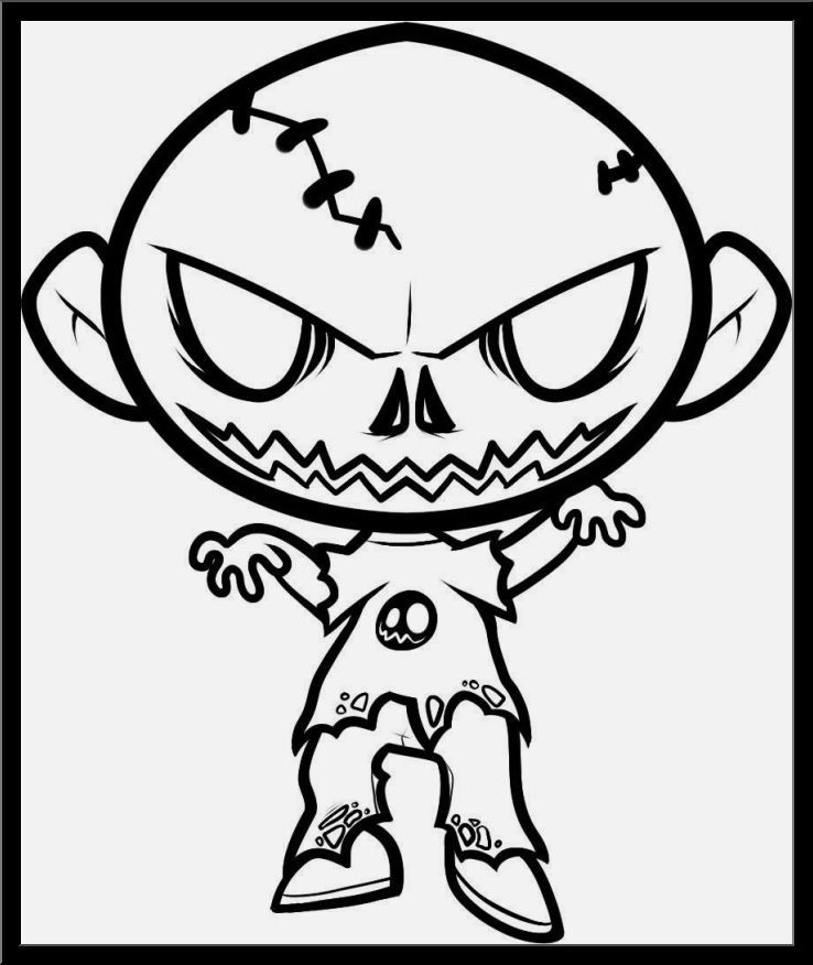 738x876 Thanksgiving Drawing Ideas For Kids Drawing Ideas Zombie