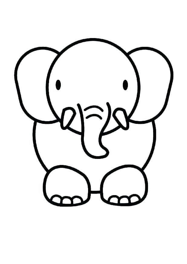 618x874 baby animal coloring pages animal coloring pages cute animal