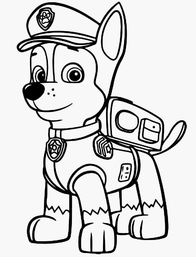 687x900 zuma paw patrol voorbeeld caricaturas de paw patrol inspirational