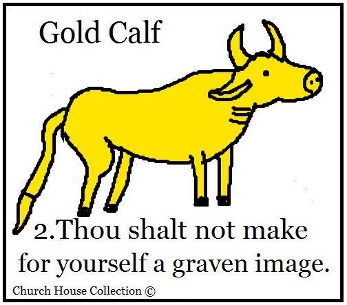 504x443 38 Best 10 Commandments Images Book Markers