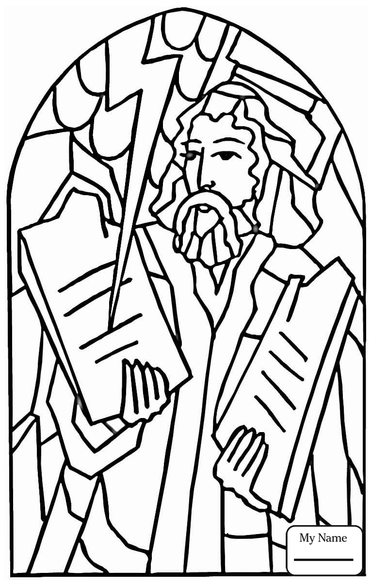 765x1207 God Commandments Christianity Bible Coloring Pages For Kids