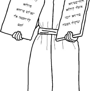 coloring pages ten commandments tablets for sale | 10 Commandments Coloring Pages | Free download best 10 ...
