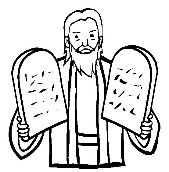 554x565 Httpwww.biblekids.euold Testamentmosesmoses And Ten
