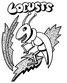 236x293 10 Plagues The 10 Plagues Of Egypt Coloring Pages Vbs