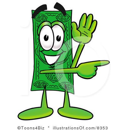 400x420 Bill Clipart Dollar Clip Art Royalty Free Dollar Bill Clipart