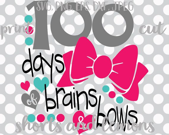 570x456 19 best 100th day of school images Words, Brain and
