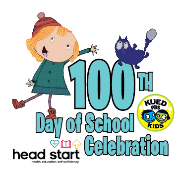 369x368 Kued Kids, Head Start, Peg + Cat Celebrate 100th Day Of School