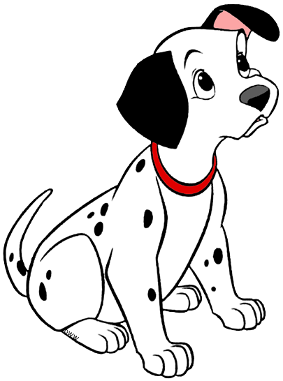 405x546 101 Dalmatians Puppies Clip Art Disney Clip Art Galore