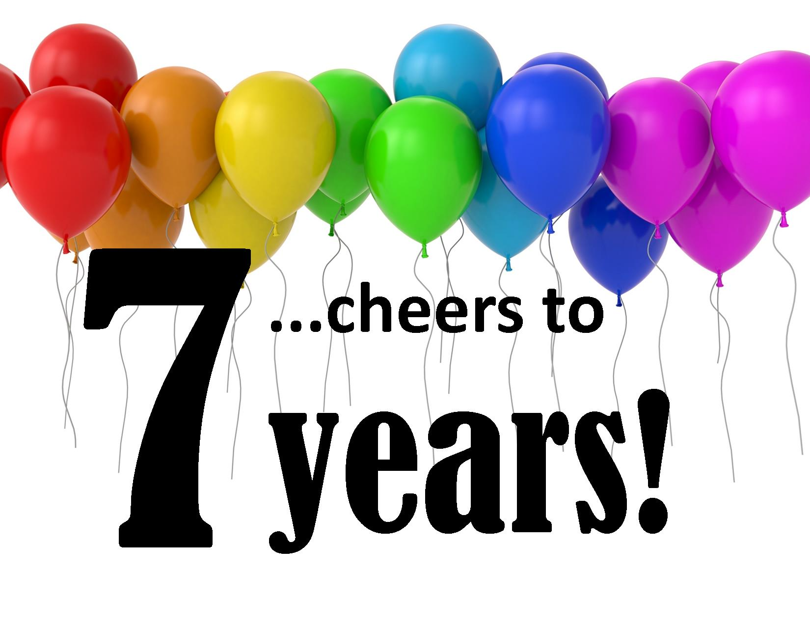 10th Anniversary Clipart