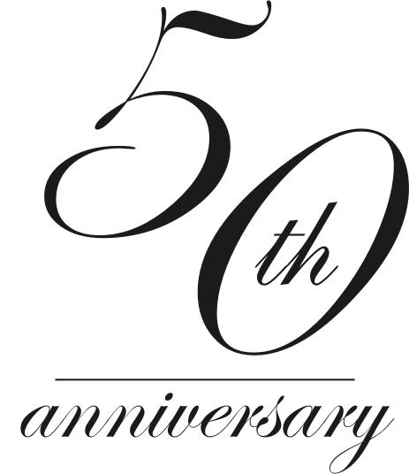 463x536 50 Anniversary Clipart