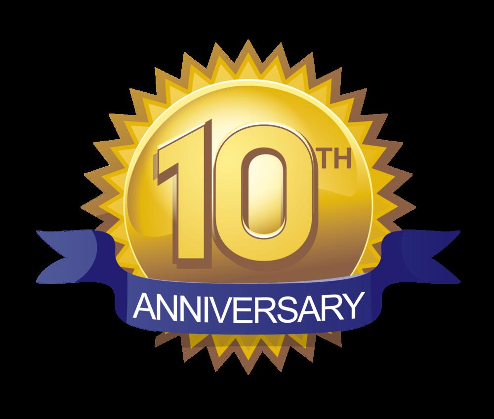 1000x849 Clip Art 10th Anniversary Clip Art