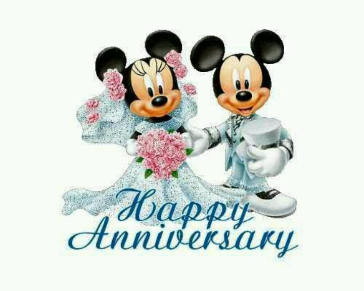 720x576 Disney Happy Anniversary Clipart