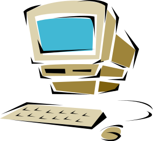 300x277 Clipart Computer For Free 101 Clip Art