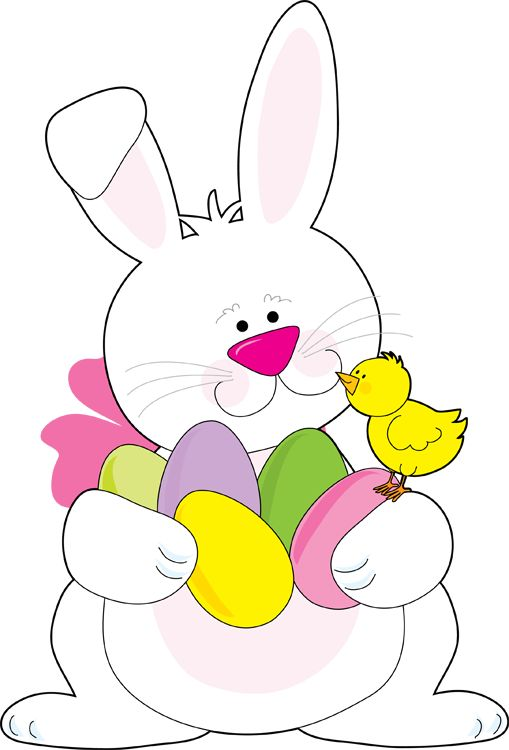 509x750 Free Easter Clip Art Many Interesting Cliparts