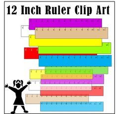 236x231 12 Inch Ruler Clipart