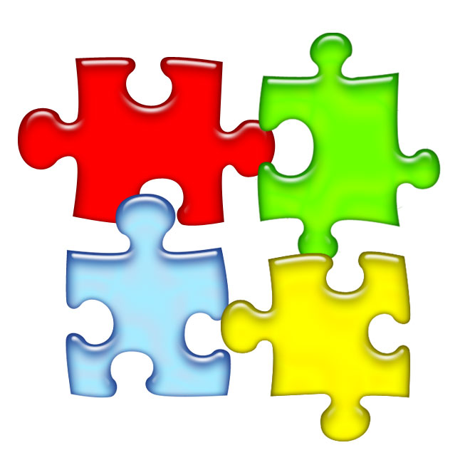 653x646 Free Clipart Jigsaw Puzzle Pieces