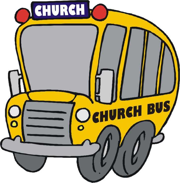 725x738 Church Bus Clipart