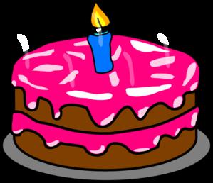 299x258 Birthday Cake Clip Art Free Birthday Cake Clipart Clipartcow 3