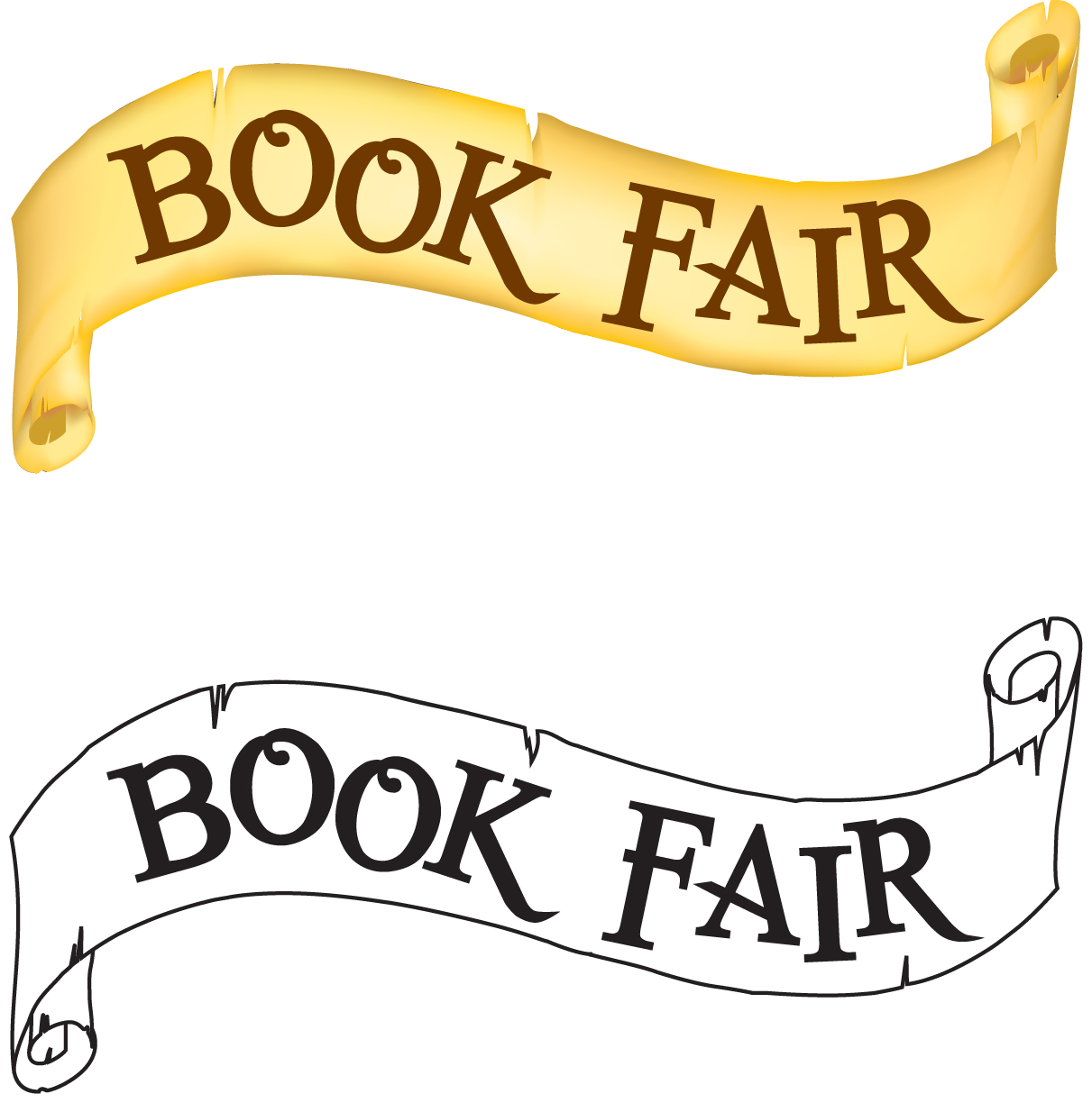 1211x1224 Book Fair Clip Art Many Interesting Cliparts