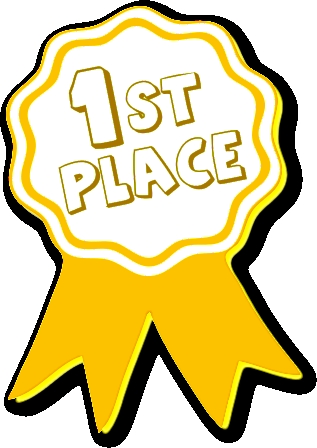 317x448 Place Clipart 1st Place Medal