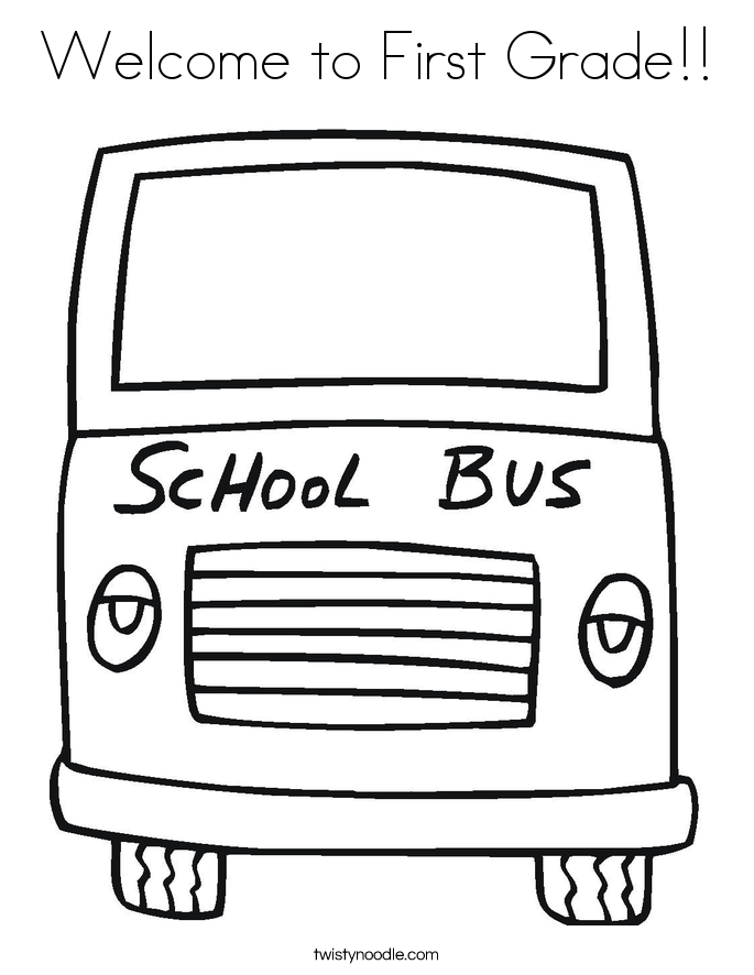 1st Grade Coloring Pages | Free download best 1st Grade Coloring ...